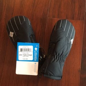 Columbia mittens youth O/S